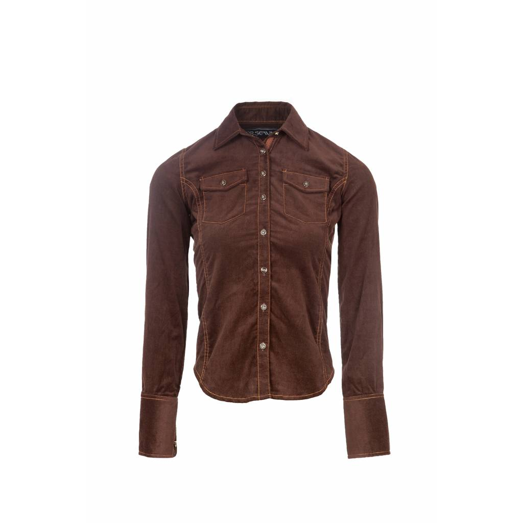 718b2c47d Horseware Corduroy Shirt- Ladies