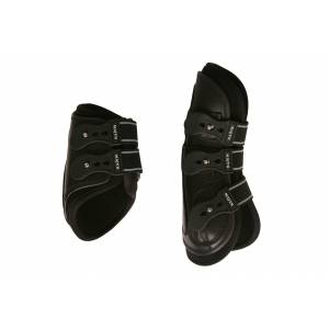 Boyd Martin Leather Boot With Snap Closure-Fetlock
