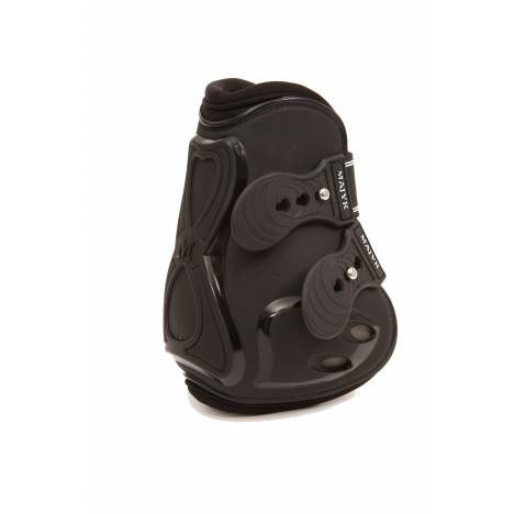 Boyd Martin Vented Infinity Stadium Open Front Jump Boot-Hind