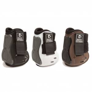 Majyk Equipe Series 3 Vented Infinity Open Front Jump Boot- Hind