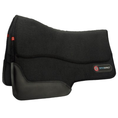 Matrix T3 Ortho Impact Felt Performance Barrel Saddle High Profile Pad