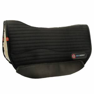 Matrix T3 Extreme Pro-Impact High Impact Round Skirt Saddle Pad With Insert