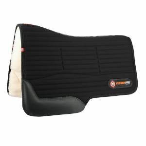 Matrix T3 Flex Form High Profile Shim Barrel Pad With Woolback & Inserts