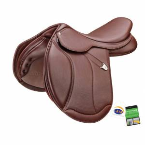 Bates Caprilli Close Contact+ Rear Flexibloc CAIR - Extended Flap