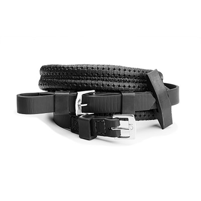 Wintec Equi-Leather Grip Reins