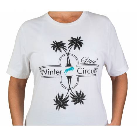 Lettia Ladies Winter Circuit Tee