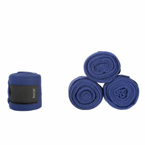 Horze Spirit Fleece Polo Wraps