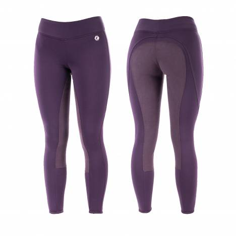 Horze Spirit Active Full Seat Winter Tights - Ladies