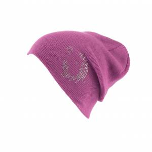 Horze JR Knitted Beanie Hat- Girls