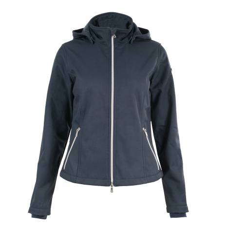 Horze Fredrica Short Soft Shell Jacket- Ladies