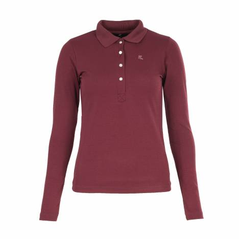 Horze Carolena Technical Pique Shirt- Ladies