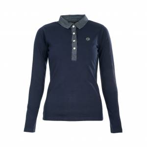 Horze Hazel Polo Shirt- Ladies