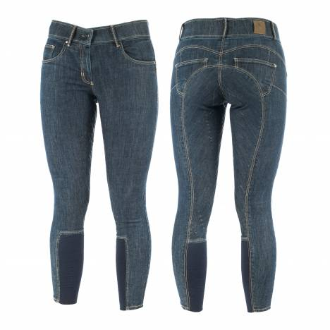 Horze Victoria Denim Breeches- Ladies