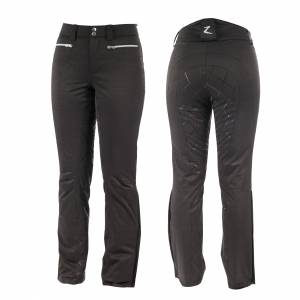 Horze Adeline Padded Silicone Grip Breeches- Ladies