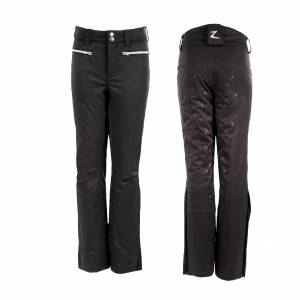 Horze JR Adeline Padded Silicone Grip Breeches- Girls
