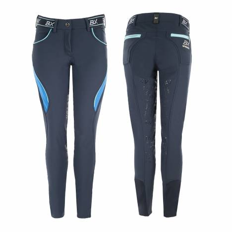 B Vertigo Xandra BVX Silicone Full Seat Breeches - Ladies