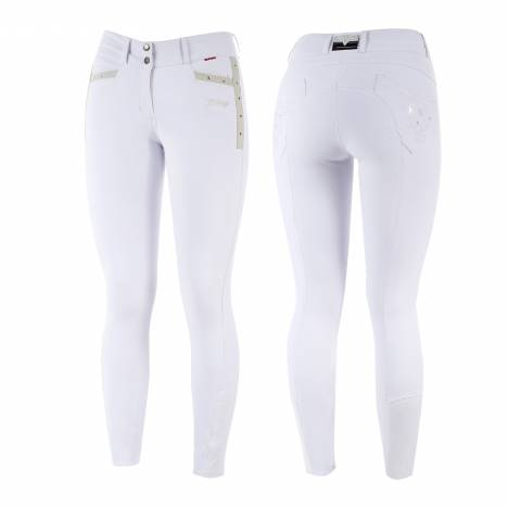 B Vertigo Carina Silicone Full Seat Breeches - Ladies