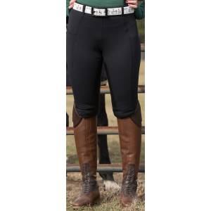 Fits All Season Full Seat Breeches - Ladies - Black
