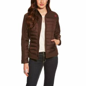 Ariat Blast Jacket - Ladies - Coffee Bean