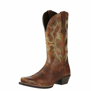 Ariat Dress Tombstone - Mens - Barn Brown