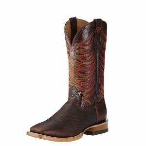 Ariat High Country -Mens -Dapple Bay/Blood Bay Appy