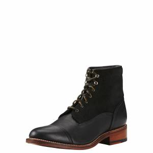 Ariat Highlands Casual Boot - Mens - Black