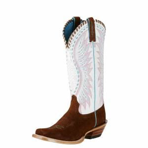 Ariat Derby - Ladies - Rough Mustang/Crackled Rainbow