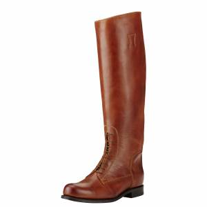 Ariat Palencia Field Boot - Ladies - Golden Sand