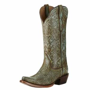 Ariat Sterling - Ladies - Naturally Turquoise
