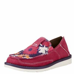 Ariat Cruiser - Kids - Blush/Flower Print
