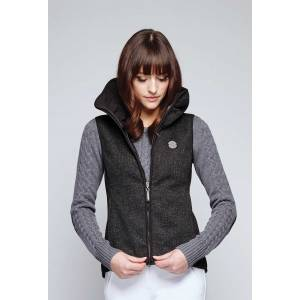 Asmar Bristol Wool Vest - Ladies