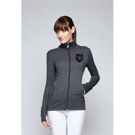 Asmar Hampton Zip-Up Jacket - Ladies