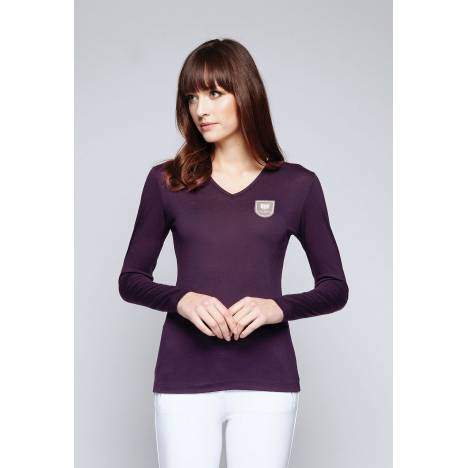 Asmar Harmony Merino V-Neck Sweater - Ladies