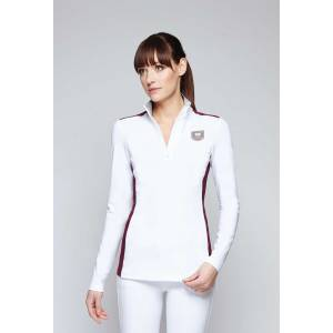 Asmar Rue 1/4 Zip Show Shirt - Ladies
