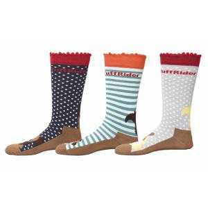 Tuffrider Aron Socks - 3 Pack - Kids