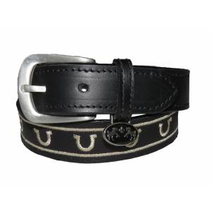 Equine Couture Lee Leather Belt - Kids