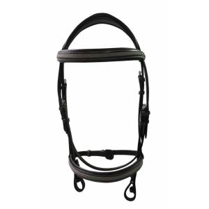 Henri De Rivel Pro Mono Crown Titanium Bridle