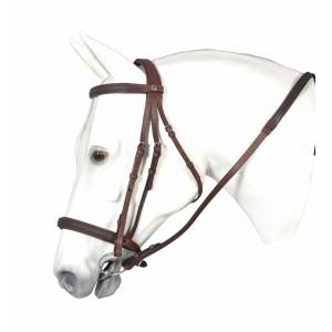 Henri De Rivel Double Clear Bridle