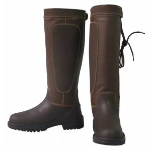 Tuffrider Ajuste Waterproof Leather Boots - Ladies