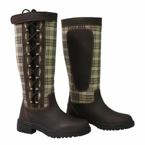 Baker Ajuste Waterproof Leather Boot - Ladies
