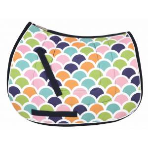 Equine Couture Iris Pony Saddle Pad