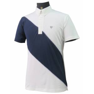 Tuffrider Danvers Short Sleeve Show Shirt - Mens