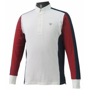 Tuffrider Dennison Long Sleeve Show Shirt - Mens