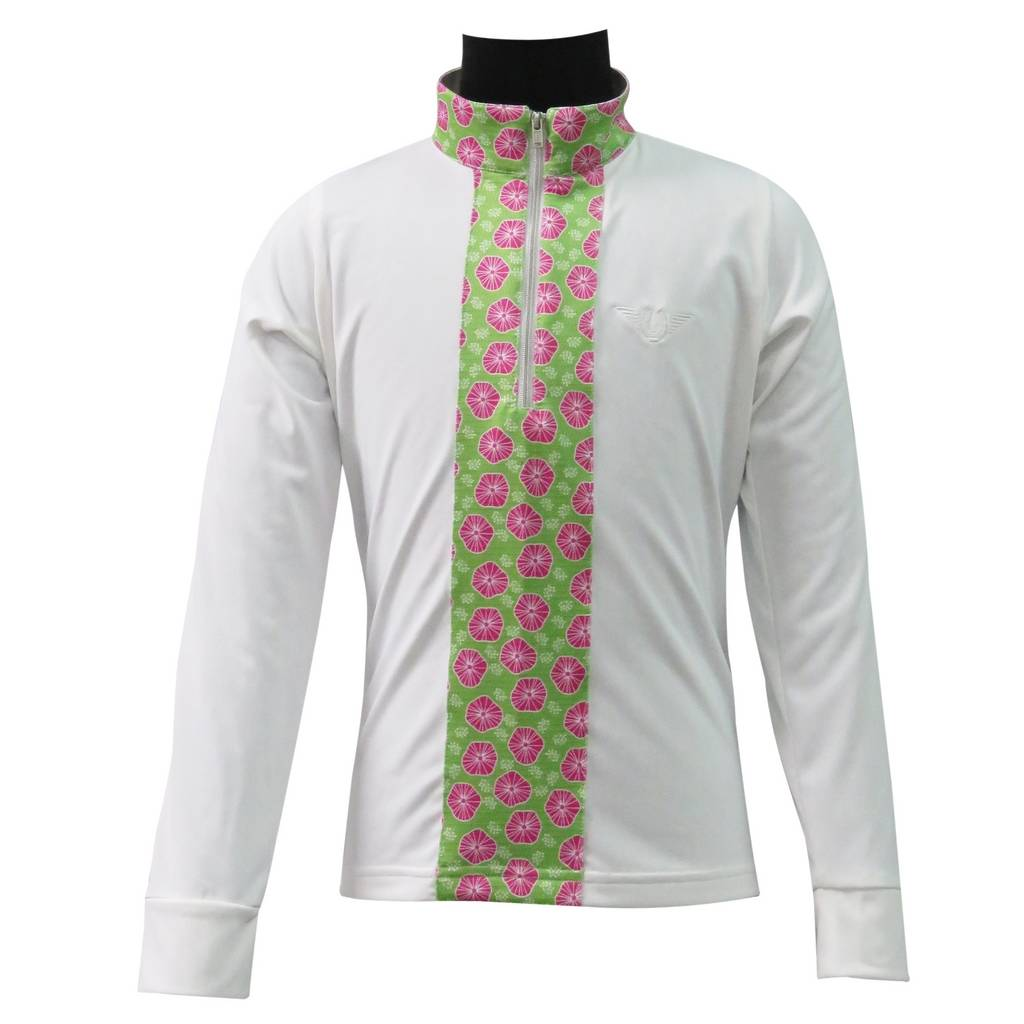 Tuffrider Athena Equicool Riding Shirt - Kids