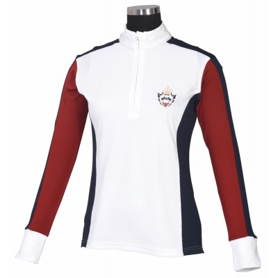 Equine Couture Dennison Long Sleeve Shirt - Ladies