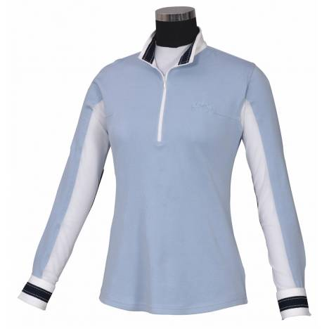 Equine Couture Penelope Long Sleeve Show Shirt - Ladies