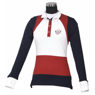 Equine Couture Calla Long Sleeve Tops - Ladies