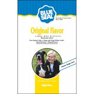 Blue Seal Dog Biscuits Large