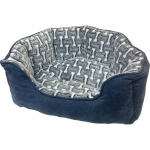 Sleep Zone Bones Scallop Shape Bed