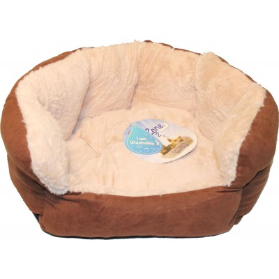 Sleep Zone Reversible Cushion Bed